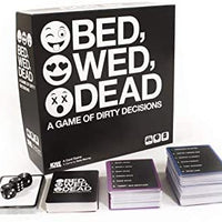 Card Game - Bed, Wed, Dead