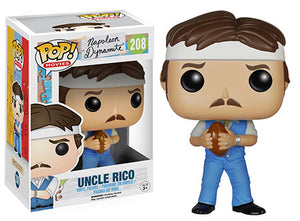 Napolean Dynamite - Uncle Rico Pop! Vinyl #208
