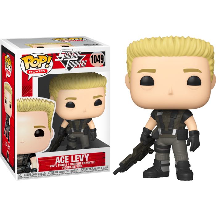 Starship troopers Ace Levy pop! vinyl #1049