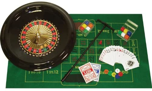 Deluxe 16 Inch Roulette Set