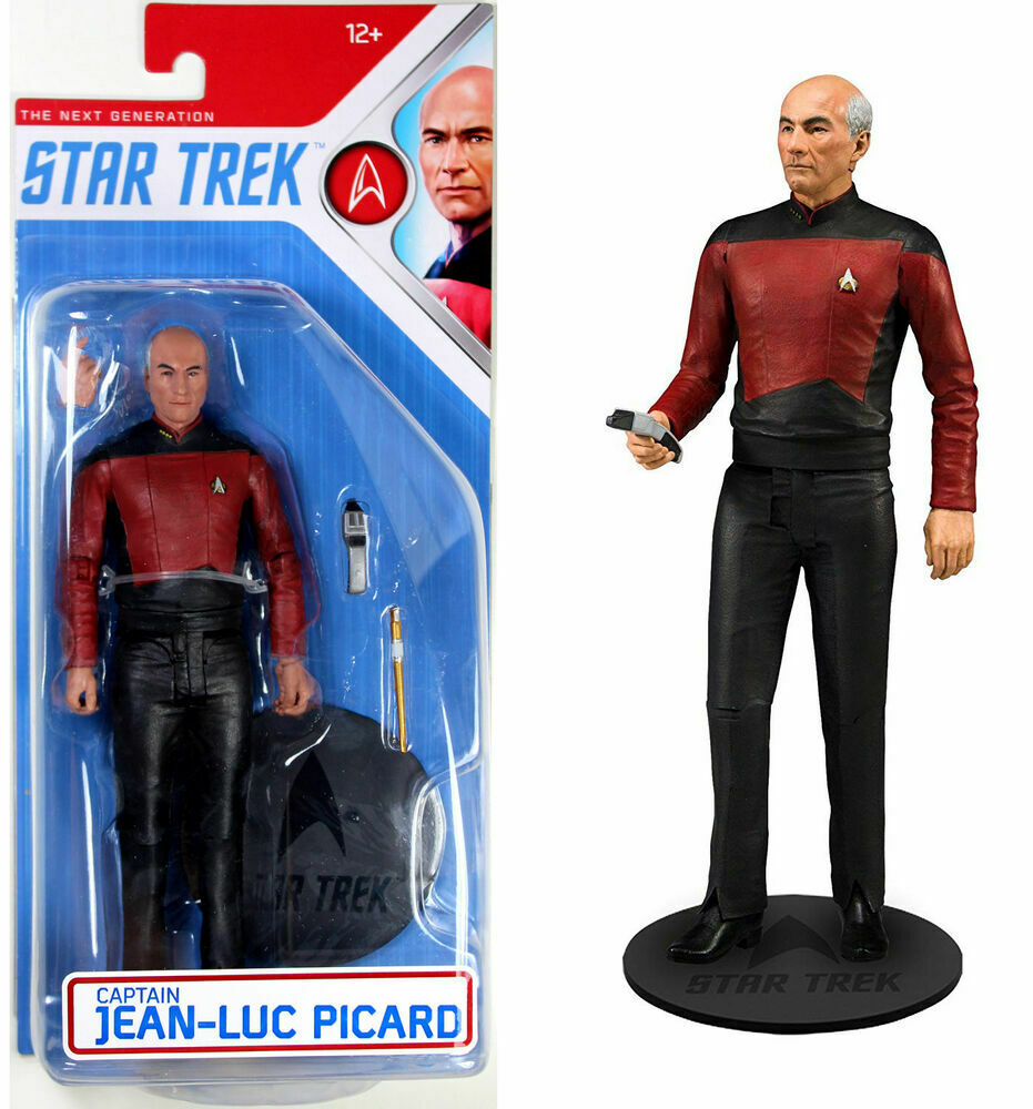 Star Trek Series 1 Action Figure - Jean-Luc Picard