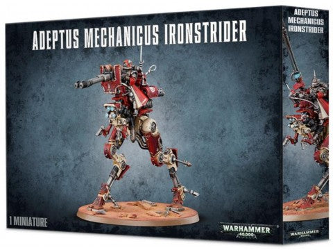59-12 Adeptus Mechanicus Iron Strider 2017