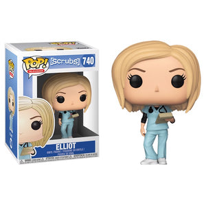 Scrubs - Elliot Pop! Vinyl #740