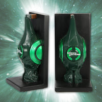 Green Lantern Bookends