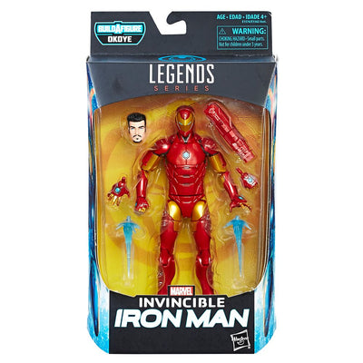 legends series iron man