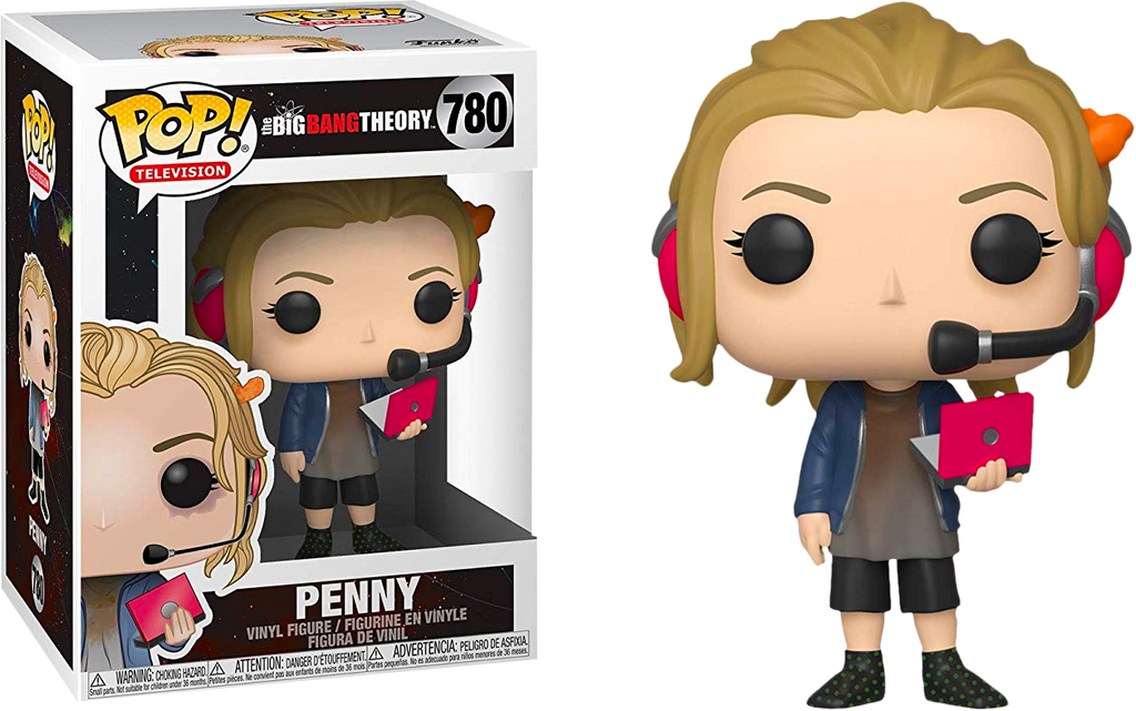 The Big Bang Theory - Penny Pop!