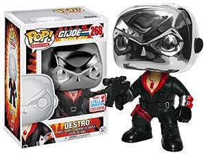 G.I .Joe - Destro 2017 NY Fall Convention Pop! # 268
