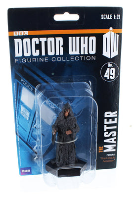 Doctor Who - Figure Collection, The Master No. 49