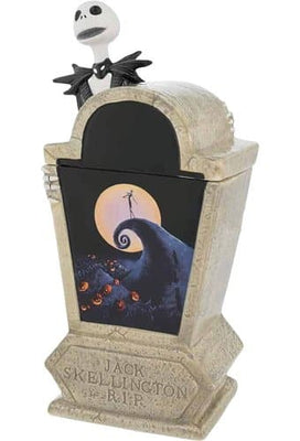 The Nightmare Before Christmas - Tombstone Ceramic Cookie Jar