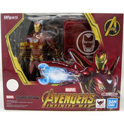 "Iron Man Mk-50 Nano-Weapon Set ""Avengers: Infinity War"", Bandai S.H.Figuarts"