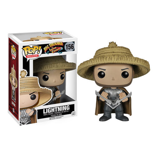 Big Trouble In China Pop Vinyl - Lightning