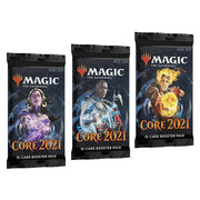 Magic The Gathering: Core 2021 Draft Booster