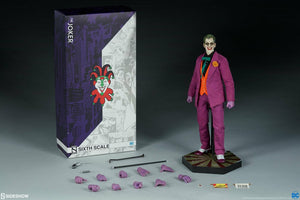 Batman - Joker 12inch Sideshow Sixth Scale Figure