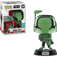 Star Wars - Boba Fett Pop! #297 19 Summer
