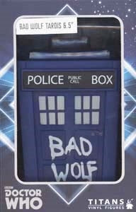 Doctor Who - Bad Wolf TARDIS Titans 6.5