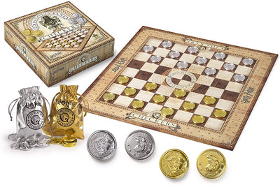 Harry Potter - Gringotts Checkers