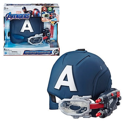 Avengers: Endgame Captain America Scope Vision Helmet