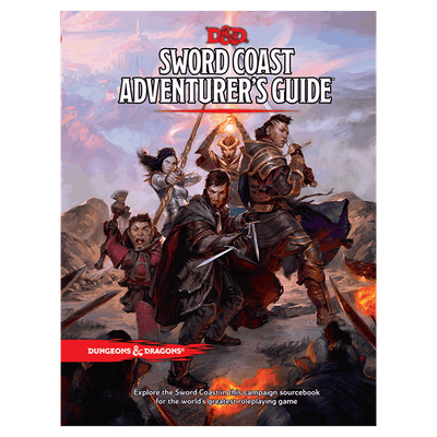 D&D Sword Coast Adventuers Guide