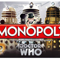 dr who monopoly