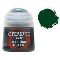 Caliban Green - Citadel Base Paint
