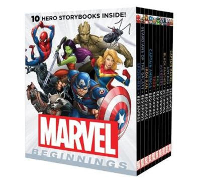 Marvel Beginnings Story Set