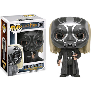 Harry Potter Pop Vinyl - Lucius Malfoy As Death Eater