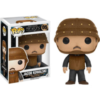 Fantastic Beasts - Jacob Kowalski Pop Vinyl #05