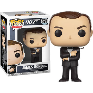 Bond - Sean Connery (black Tux) Pop!