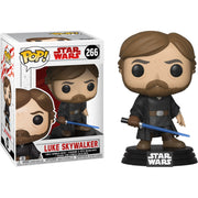 Star Wars - Luke Skywalker Final Battle Pop! Vinyl #266