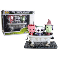 Nightmare Before Christmas - Lock, Shock & Barrel Mm Pop!