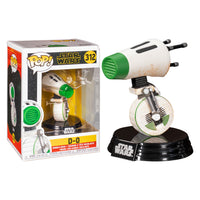 Star Wars - D-0 Pop!