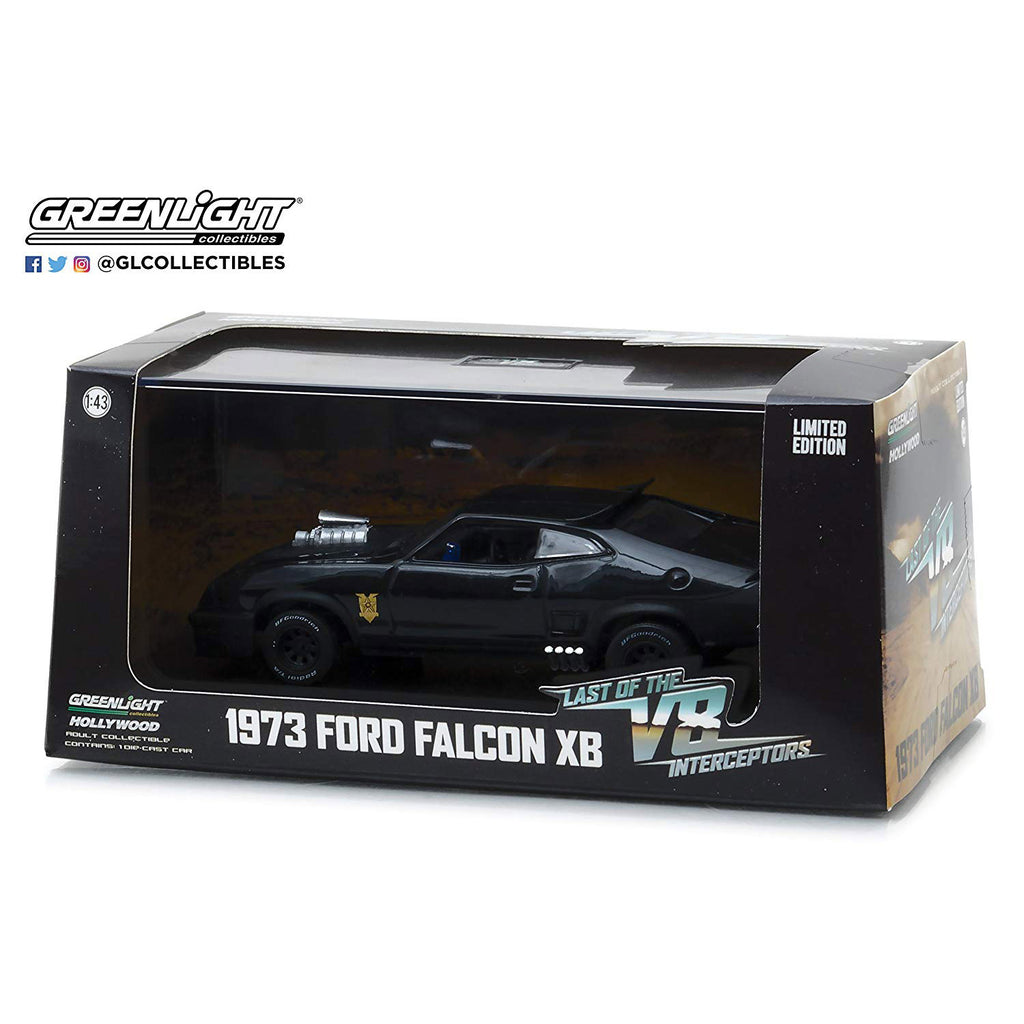 last of the V8 interceptors 1:43