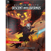 D&D Baldurs Gate Decent Into Avernus