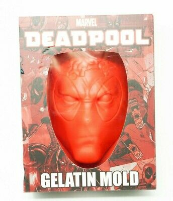 Deadpool Gelatin Mould