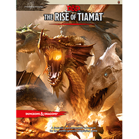 D & D The Rise Of Tiamat