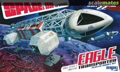 1999 Space Eagle Transporter - 1:48 Scale Model Kit
