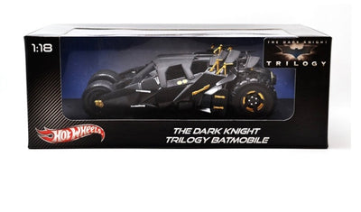 1:18 Hot Wheels Batmobile Tumbler from Batman Begins