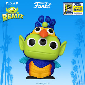 Disney - Remix Aliens - Alien as Kevin Pop! #758 SDCC 2020