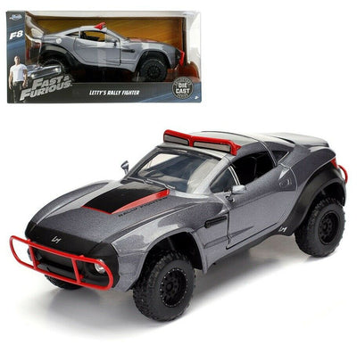 1:24 F&F lettys rally fighter fast n furious