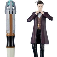 11th Doctor Ornament Set