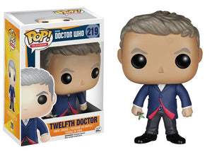 Doctor Who Pop Vinyl - Twelth Doctor