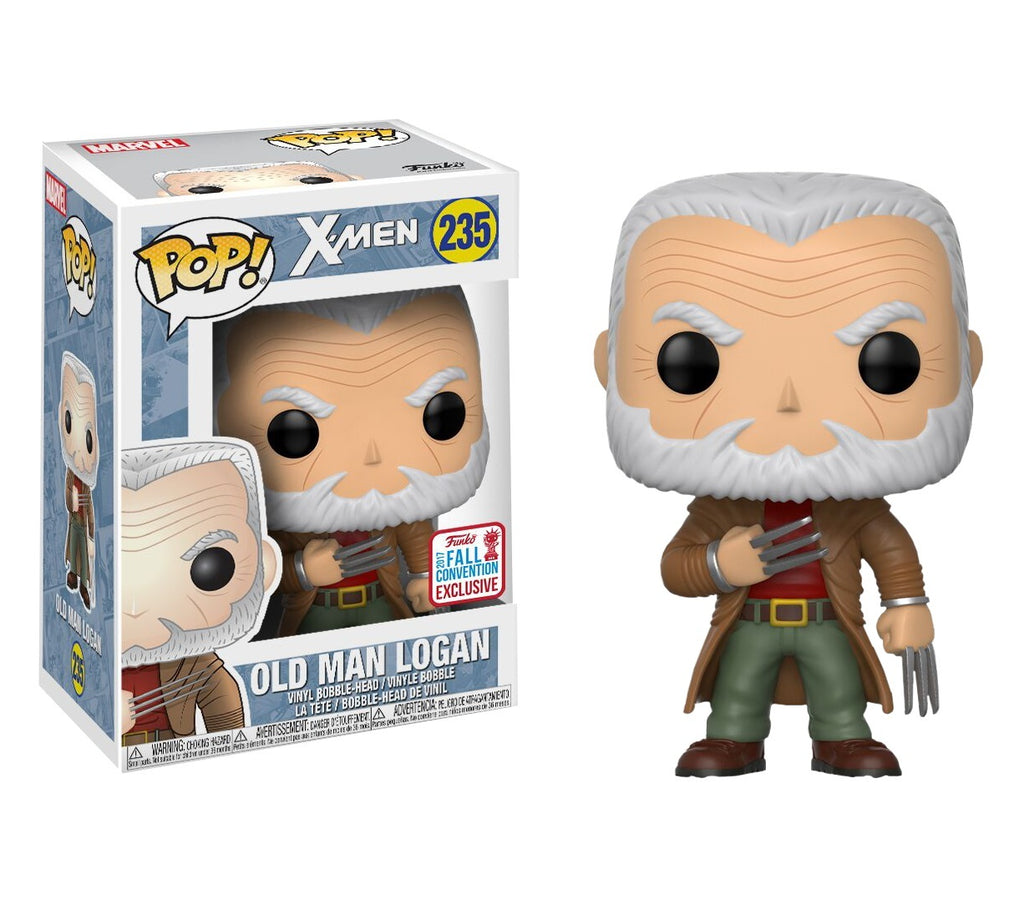 Pop - X-Men - Old Man Logan Convention #235