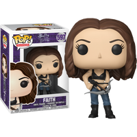 Buffy - Faith 20th Anniversary Pop!