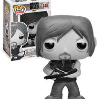 Pop - Walking Dead - Daryl Dixon Black/White #145