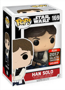 Star Wars - Han Solo Pop #169 2017 Galactic Convention