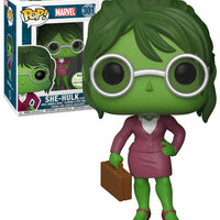 Marvel - She-Hulk (lawyer)  Spring. 2018 Pop! #301