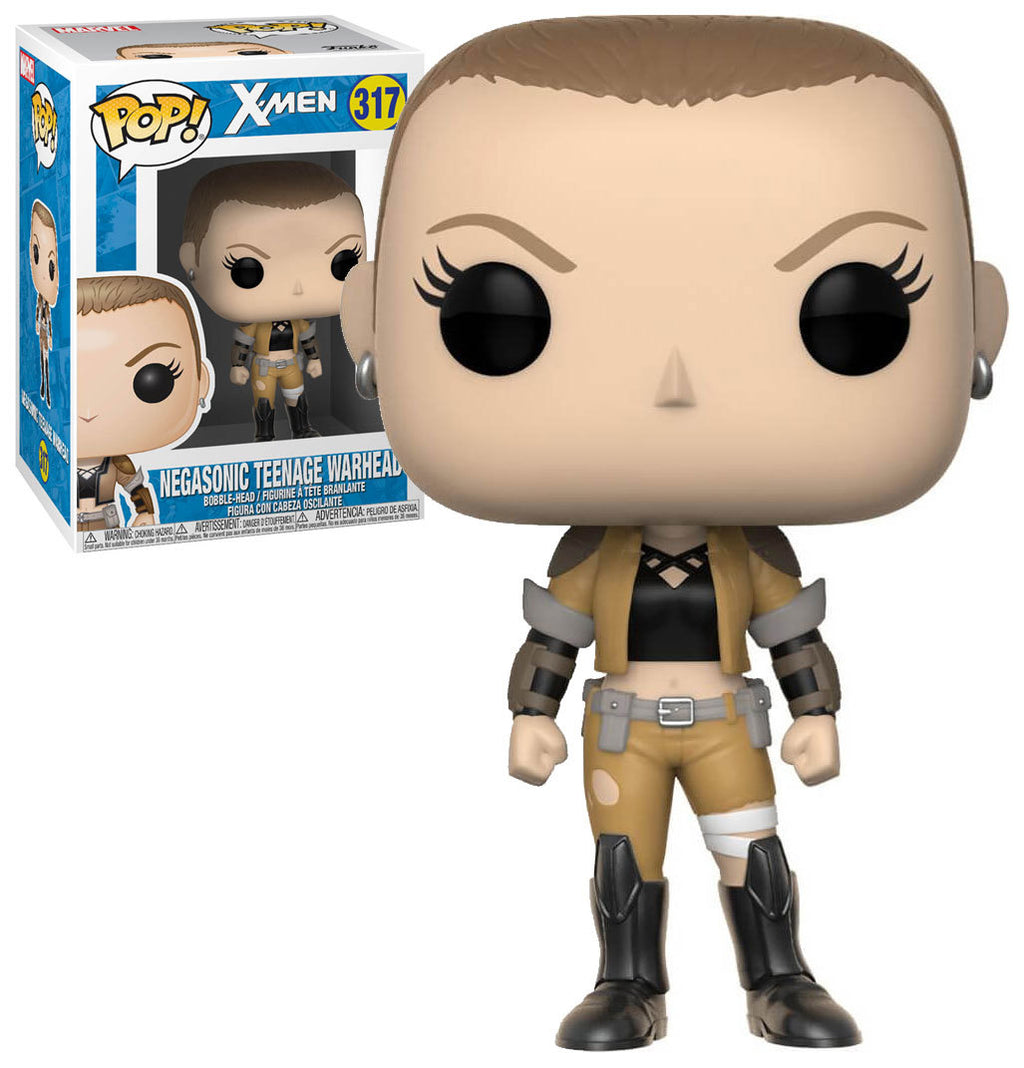 X-Men - Negasonic Pop!