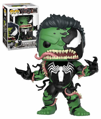 Venomized Hulk Pop! #366