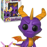 Pop Vinyl - Spyro And Sparx #361