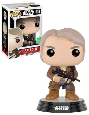 Star Wars - Han Solo #115 Pop!